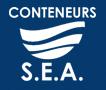 Logo -  Conteneur Sea