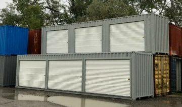 Top Businesses to Start with a Used Shipping Container