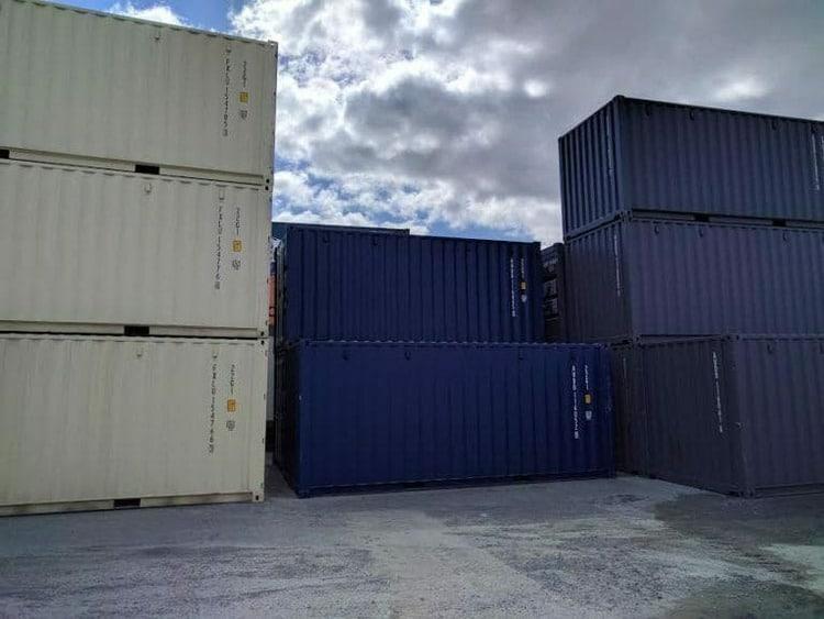 Raisons de la baisse de la disponibilité des conteneurs d'expédition